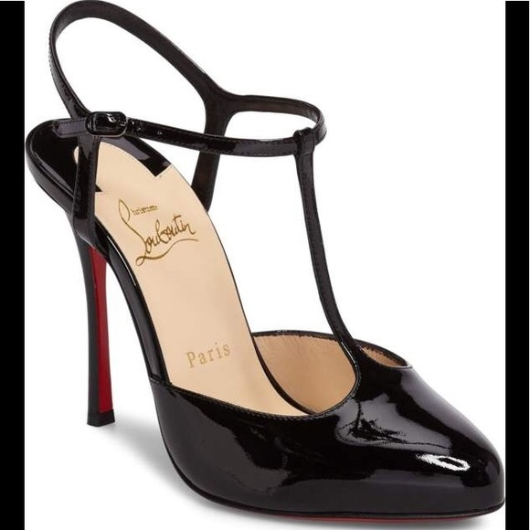 41e89cd161ba Christian Louboutin Shoes - Christian Louboutin Pam T-Strap Pump New in Box